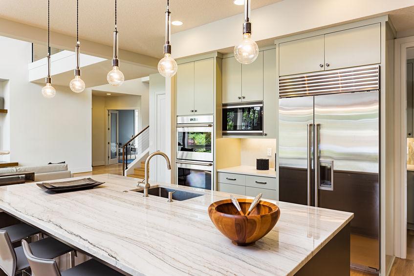 Berühmt Die perfekte Küche: Worauf es wirklich ankommt » Warenhaus Outlet OX29